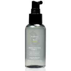 Lotiune tonica de reechilibrare a scalpului pentru barbati - Rebalancing Tonic - Blends of Many - Alfaparf - 100 ml