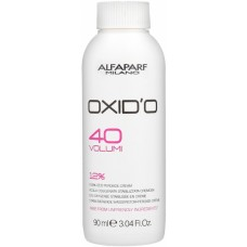 Oxidant crema profesional 12% - Evolution of the Color Cube 40 Vol - Alfaparf Milano - 90ml