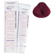 Vopsea semi-permanenta fara amoniac profesionala - 6.66 - Professional Hair Dye - Color Wear - Alfaparf Milano - 60 ml