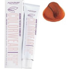 Vopsea semi-permanenta fara amoniac profesionala - 7.34 - Professional Hair Dye - Color Wear - Alfaparf Milano - 60 ml