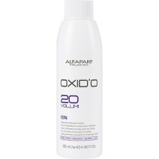Oxidant crema profesional 6% - Oxid O 20 Vol - Color Wear - Alfaparf Milano - 120 ml