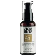 Pigment concentrat blond cenusiu - .13 Ash Gold - Ultra Concentrated Pure Pigment - Alfaparf Milano - 90 ml