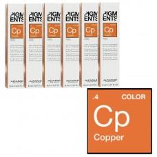 Pigment concentrat aramiu - .4 Copper - Ultra Concentrated Pure Pigment - Alfaparf Milano - 8 ml
