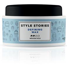 Ceara cu fixare medie pentru toate tipurile de par - Defining Wax - Style Stories - Alfaparf - 75 ml