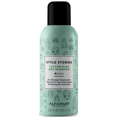 Sampon uscat pentru toate tipurile de par - Texturizing Dry  Shampoo - Style Stories - Alfaparf - 200 ml