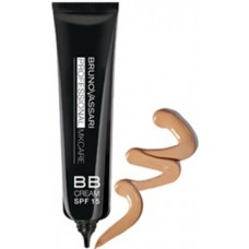 Crema corectoare si reparatoare - BB Cream SPF 15 - Dark Shade - Bruno Vassari - 30 ml