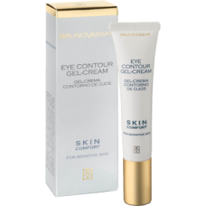 Gel crema pentru conturul ochilor - Eye Contur Gel-Cream - Skin Comfort - Bruno Vassari - 15 ml