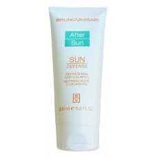 Gel calmant si revigorant dupa expunerea la soare - After Sun - Sun Defense - Bruno Vassari - 200 ml