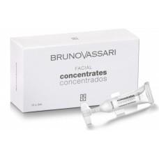 Fiole Pentru Tenul cu Probleme de Pigmentare - Intensive Whitening Concentrate - Bruno Vassari- 10x3 ml