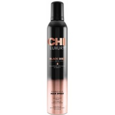 Fixativ pentru textura si volum - Hairspray - Black Seed Oil -Chi Luxury - 340 gr