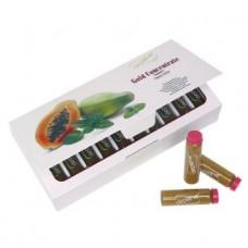 Inhibitor de crestere a parului - Gold Concentrate - Depileve - 20 x 10 ml