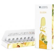 Ser Pentru Ten Sensibil - Instant Soothing Oil - Sleek - Janssen Cosmetics - 7 x 2 ml