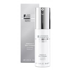 Ser Energizant cu Vitamina C - Vitaforce C Skin Complex - Demanding Skin - Janssen Cosmetics - 30 ml