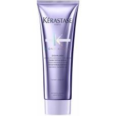 Tratament intens fortifiant pentru par decolorat sau cu suvite blonde - Cicaflash - Kerastase - 250 ml