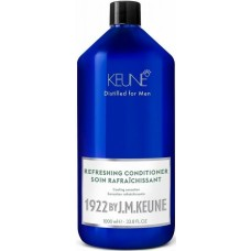 Balsam revigorant cu menta pentru barbati - Refreshing Conditioner - Distilled for Men - Keune - 1000 ml