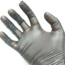 Manusi de unica folosinta din vinil pentru vopsit marime S (2 buc / o pereche) - Black Vinyl Gloves - Keune - size S (2 pcs / 1 pair)