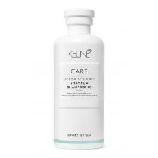 Șampon cu bio-sulfură pentru păr gras - Derma Regulate Shampoo - Keune - 300 ml