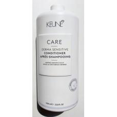 Balsam Calmant Pentru Scalpul Sensibil - Derma Sensitive Conditioner - Keune - 1000 ml