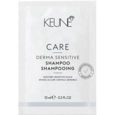 Sampon calmant pentru scalpul sensibil - Shampoo - Derma Sensitive - Keune - 10 ml