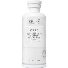 Sampon calmant pentru scalpul sensibil - Shampoo - Derma Sensitive - Keune - 300 ml