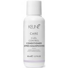 Balsam cu cheratina pentru reactivarea buclelor - Conditioner - Curl Control - Keune - 80 ml