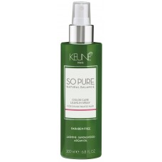 Tratament fără clătire pentru părul vopsit - Color Care Leave-in Spray - So Pure - Keune - 200 ml
