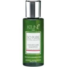 Sampon pentru par vopsit - Color Care Shampoo - So Pure - Keune - 50 ml