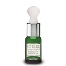 Ulei esențial exfoliant - Exfoliating Essential Oil - So Pure - Keune - 10 ml