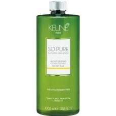 Balsam hidratant - Moisturizing Conditioner - So Pure - Keune - 1000 ml