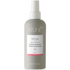 Spray pentru uscare rapida cu protectie termica - Instant Blowout - Style - Keune - 200 ml