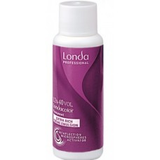 Oxidant permanent - 12% - 40 Vol - Extra Rich Creme Emulsion - Londacolor - Londa Professional - 60 ml