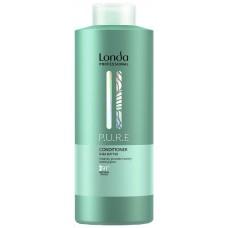 Balsam hidratant din ingrediente naturale - Conditioner - PURE - Londa Professional - 1000 ml