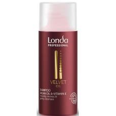 Sampon ultra reparator si protector - Oil Shampoo - Velvet - Londa Professional - 50 ml