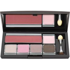 Caseta fard de ochi - Maxi Beauty Box Maxi - MALU WILZ