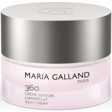 Crema matasoasa anti imbatranire de luminozitate si hidratare - 360 - Silky Cream - Maria Galland - 50 ml