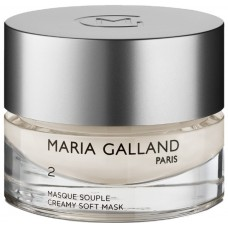 Masca supla demachianta - Creamy Soft Mask 2 - Maria Galland - 50 ml