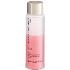 Lotiune demachianta pentru ochi bifazica - 65A Eye Make-up Remover Lotion - Maria Galland - 125 ml