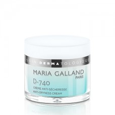 Crema ultra hidratanta - D-740 - Anti-Dryness Cream - Soin Dermatologique - Maria Galland - 50 ml