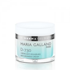 Crema calmanta anti-cuperoza - D-730 - Anti-Redness Cream - Soin Dermatologique - Maria Galland - 50 ml