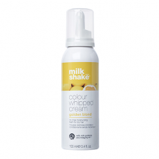 Spuma hidratanta nuantatoare fara clatire - Golden Blonde - Colour Whipped Cream - Milk Shake - 100 ml