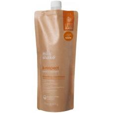 Balsam pentru netezirea parului cu keratina - Smoothing Conditioner - K-Respect - Milk Shake - 750 ml