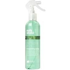Spray revigorant cu extract de menta pentru par si corp - Invigorating Spray - Sensorial Mint- Milk Shake - 250 ml