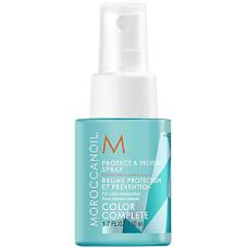 Spray protectiv pentru par vopsit - Protect & Prevent Spray - Color Complete - Moroccanoil -  50 ml