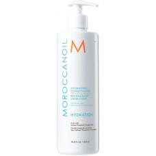 Balsam hidratant pentru toate tipurile de par - Hydrating Conditioner - Hydration - Moroccanoil - 500 ml