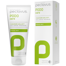 Crema Nutritiva, Protectoare - Cu Lanolina Si Ulei De Avocado - PODOcare - Peclavus - 100 ml