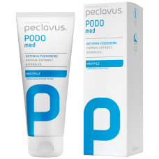 Crema Antimicotica Cu Extract de Papaya Si Bisabolol - PODOmed - Peclavus - 100 ml