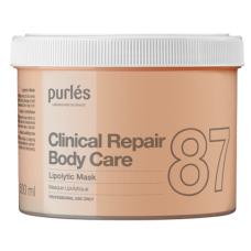 Cremă Pentru Corp - 87 Lipolytic Mask - Clinical Repair Body Care - Purles - 500 ml