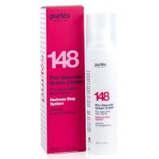 Crema Ten Cuperozic - 148 Pro-Vascular Green Cream - Redness Stop System - Purles - 50 ml