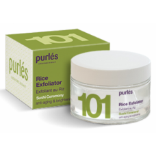 Peeling facial - 101 Rice Exfoliator - Sushi Ceremony - Purles - 50 ml