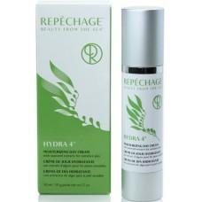 Crema de zi hidratanta pentru piele sensibila - Moisturizing Day Cream - Hydra 4 - Repechage - 50 ml